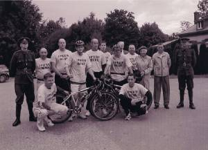 REME Cyclists