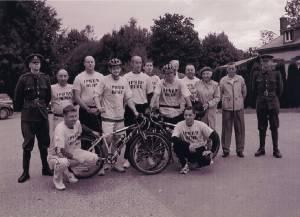 REME Cyclists